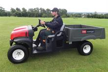 Toro Workman MDE utility vehicle