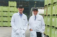 Blackcurrant producers Thatchers welcomes MP for visit