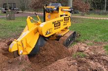 Carlton SP7015 TRX stump grinder