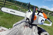 STIHL MS 201 C-M chainsaw