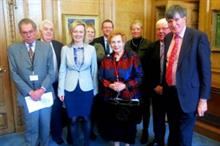 Environment secretary tackles key industry issues at Parliamentary meeting