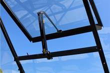 Eden Greenhouses launches ventilation accessories for Zero Threshold range