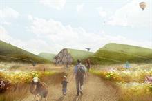 Landscape design shortlist for nuclear power station unveiled