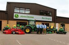 Ben Burgess to take over Scamblers' John Deere sales area