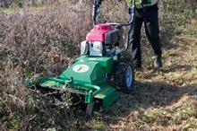 Review - Wheeled and handheld brushcutters