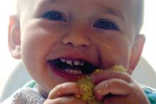 Children missing out on early-years vegetables