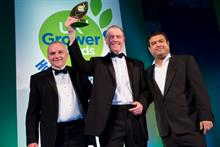UK production industry hails its stars as winners of UK Grower Awards 2016 revealed