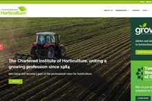 Grow Careers and Chartered Institute of Horticulture websites to merge