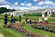 Horticulture Week Custodian Award - Best Gardens Partnership