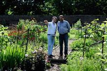 Diarmuid Gavin to design walled garden at National Trust's Gibside estate