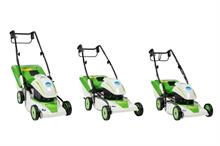 Etesia launches three new battery-powered pedestrian models
