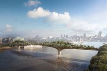 Labour London Assembly Member attacks Boris Johnson's decision to underwrite Garden Bridge's £3.5m running costs
