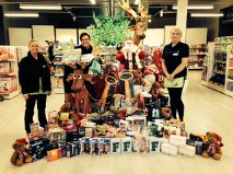 Bents Garden & Home in Christmas charity initiatives