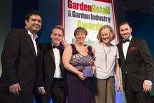 Industry stars hailed at Garden Retail & Garden Industry Awards 2016