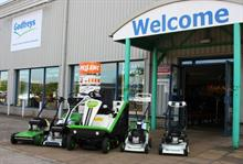 Etesia signs up top performing dealer Godfreys Golf and Turf