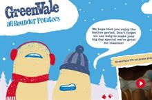 Greenvale's All Rounder Potatoes get a seasonal look