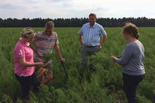 """Asparagus crown supplier """"overwhelmed"""" by response to open days"""