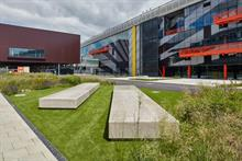 """LDA and Willerby complete public realm for London's """"digital quarter"""""""