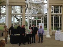 Allotment project wins Gardening Against the Odds award