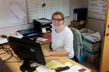 Me & My Job - Imogen Parnham, intern, Sky Garden