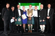 Scotland's tree and woodland champions hailed at awards