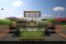 Jade Goto to create perfumed garden for Hampton Court