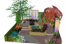 BBC Gardeners' World design competition winners revealed