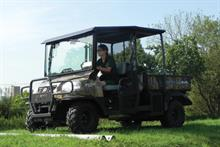 Reviewed - Utility task vehicles