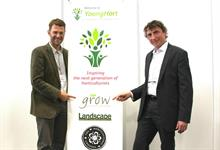 Raoul Curtis-Machin takes over as chair of Grow Careers