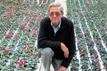 Colleagues pay tribute to grower Lionel Mills