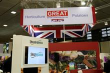 UK producers target overseas markets at Berlin fresh produce show