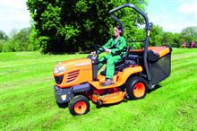 Kubota G23-II (low dump) ride-on mower