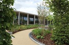 Heroes' Square opens at National Memorial Arboretum in time for Remembrance Day