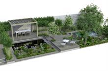Perennial announces plans for Giving Garden at Hampton Court