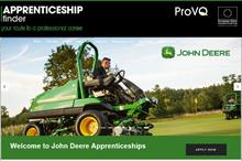ProVQ replaces Babcock to provide John Deere training