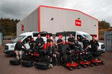 Reesink Turfcare launches first Scottish service centre with open day