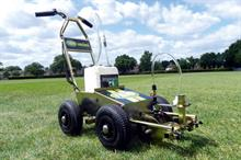 Rigby Taylor iGO Mini spray line marker