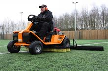 Nottingham Trent University chooses SISIS to maintain synthetic surfaces