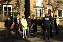 """Tree protesters to """"hold police responsible"""" in court for arrests"""