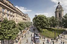 Vision for Birmingham's Snow Hill public realm takes shape