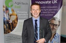 Student's robotic lettuce harvester bags agri-tech startup prize