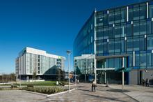 Gillespies and CARA construction deliver public realm for Stockport Exchange