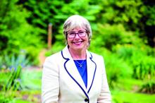 Sue Ireland: A career in parks