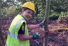 The Conservation Volunteers signs 10-year deal with The Land Trust