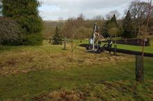 Terrain Aeration helps Sir Harold Hillier Gardens solve clay ground challenge for major tree planting project