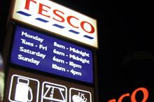 Tesco carrier bag levy to fund green space projects