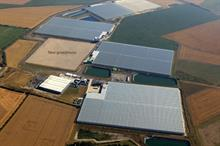 Sixth glasshouse confirmed for Thanet Earth to meet expected increase in demand for British produce