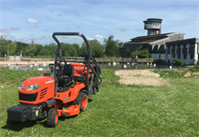 Kubota strengthens partnership with conservation charity