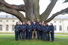 Horticulture Week Custodian Award - Best gardens or arboretum team
