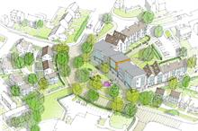 Gillespies masterplan for Wigan town aims to improve health as well as environment